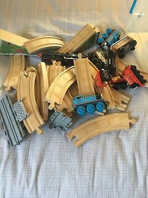 thomas the tank engine wooden railway