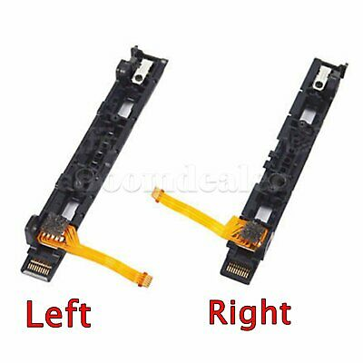 L/R Arm Slider Assembly with Flex Cable For Nintendo Switch Joy-Con Controller