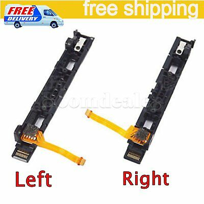 L/R Slider Assembly with Flex Cable Replacement Part for Nintendo Switch Joy-Con