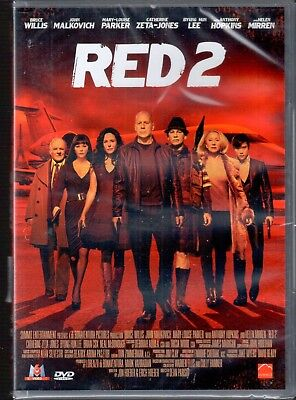 DVD RED 2 (Neuf sous blister) | Bruce Willis - Malkovich | Action - aventure
