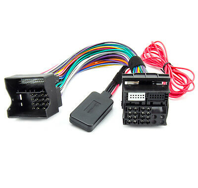 Bluetooth Adapter OPEL Astra H Corsa Zafira B Meriva Vectra Tigra CD70 Radio