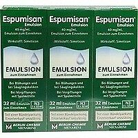 ESPUMISAN Emulsion 09706718 96 ml