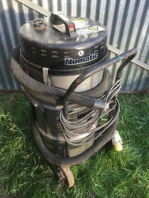 Numatic Hoover Large Site Hoover Spare And Repairs