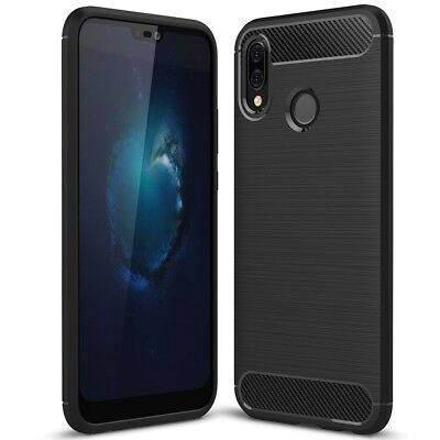 Huawei P20 Lite Hülle Handyhülle von NALIA, Ultra Slim Soft Silikon Case Cover