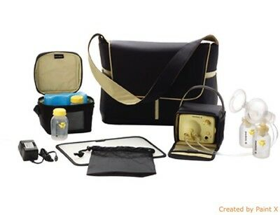 NEW Medela breast pump In Style Advanced double  Metro Bag