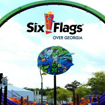 Six Flags Over Georgia Tickets $33  A Promo Discount Savings Tool
