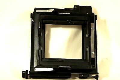 Sinar rear standard with metering back and ground glass back with attaching fram