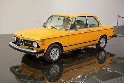 1974 BMW 2002 tii Coupe 1974 BMW 2002tii Coupe