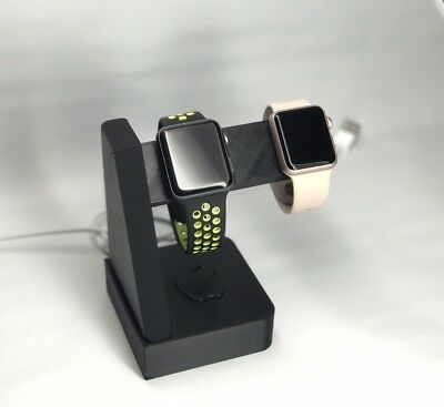 Dual Apple Watch Charger Station