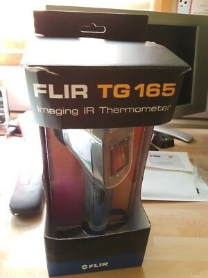 FLIR TG 165 Thermal Imaging IR Thermometer