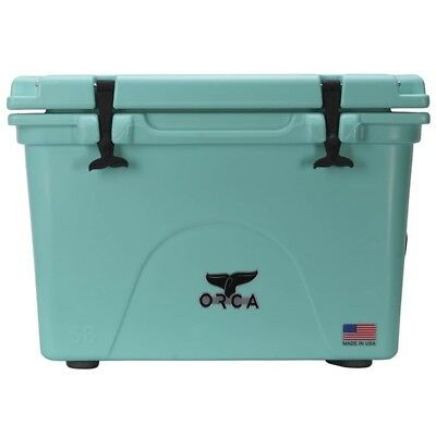 Orca 58 Qt Seafoam Cooler - Lifetime Warranty / Seafoam 58 Quart Cooler