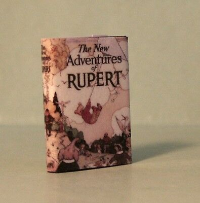 Miniature Rupert Bear Annual - As New