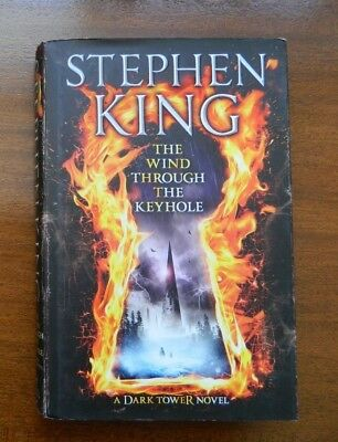 Dark Tower: The Wind Through the Keyhole by Stephen King UK British 1st edition