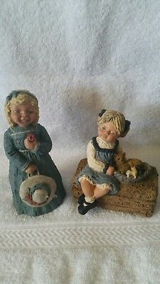 All Gods Children By Martha Holcombe Figurines Meg And Ginnie