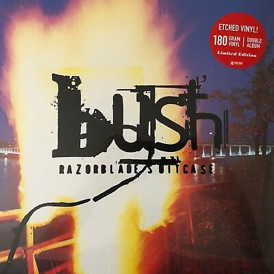 Razorblade Suitcase by Bush (180g LTD.Vinyl 2LP), Jan-2013, Kirtland Records)