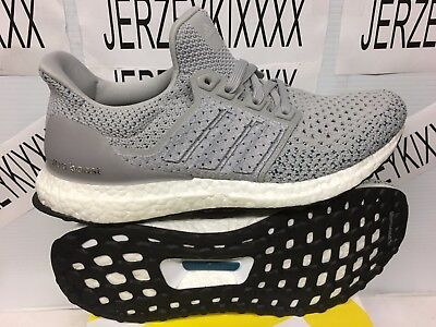 83fb5d4813a By8889 Men s Adidas Ultraboost Clima Grey White Originals New In Box  Authentic