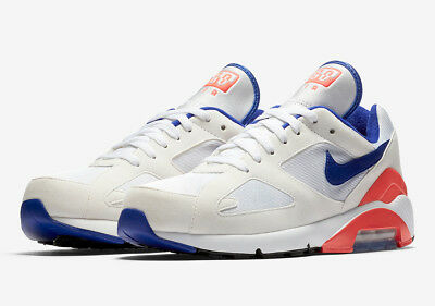 huge selection of 27c4a f1f38 ... reduced nike mens air max 180 ultramarine size 11 brand new 0f956 b5b5e