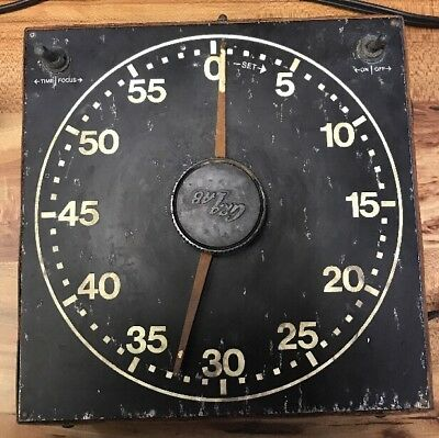 Vintage Dimco-Gray Co. GraLab Model 300 Universal Darkroom Timer