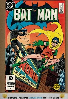 Batman #368 (9.4-9.6) NM+ 1st Appearance of Jason Todd as Robin 1984 Key Issue