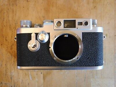 Vintage Leica IIIg 1957 Camera body only