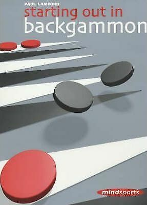 Starting Out in Backgammon by Paul Lamford (Paperback, 2001)
