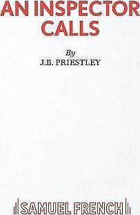 An Inspector Calls: A Play by J. B. Priestley (Paperback, 1945)
