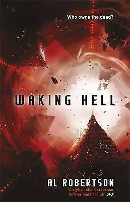 Waking Hell: The Station Series Book 2 by Al Robertson (Paperback, 2016)