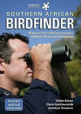 Southern African Birdfinder by Callan Cohen, Claire Spottiswoode (Paperback,...