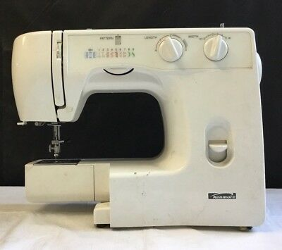 KENMORE SEWING MACHINE Model 40 4040 PicClick New Kenmore Sewing Machine 385 Price