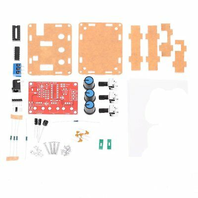 XR2206 Function Signal Generator Sine Triangle Square 1HZ-1MHZ Wave DIY Kit EU