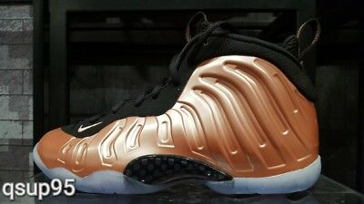 Nike Air Foamposite One Rust Pink Rose Copper GS PS TD Infant Size 1c-7Y New