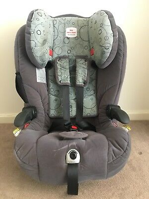 Britax Safe-n-Sound Maxi Rider AHR child seat with speakers