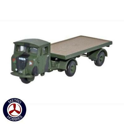 Oxford N Scammell Mechanical Horse Flatbed NMH017 Brand New
