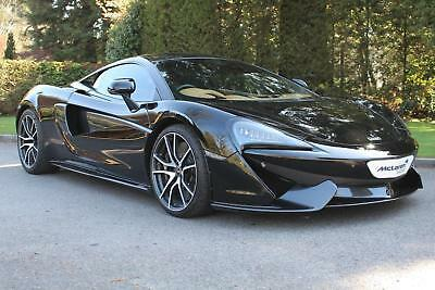 2016 McLaren 570S Luxury & Security Pack Petrol black Semi Auto