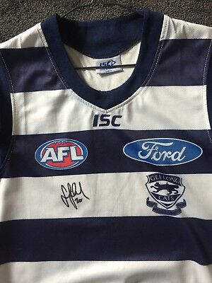 Steve Johnson Signed Jumper