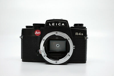 Leica R4S 35mm SLR Film Camera Body Only (AS IS)