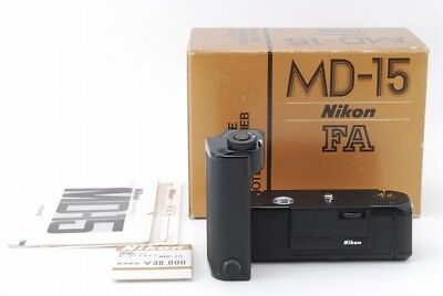 【Almost Unused in Box】Nikon MD-15 Motor Drive for FA  from Japan #213