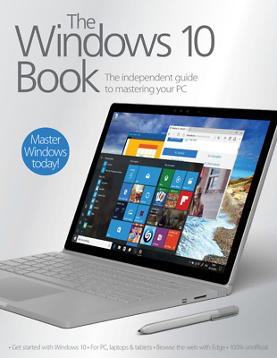 The Windows 10 Book The Smarttouch Series Get Started for PC Laptops... PDF Read