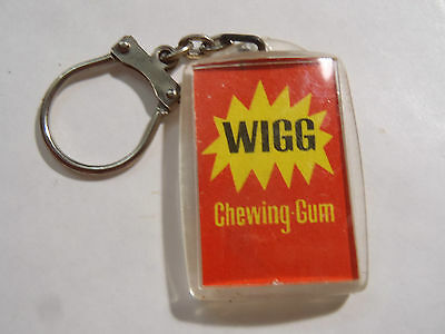 Ancien Porte Cles Chewing Gum Wigg