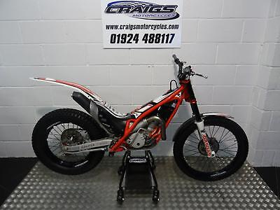 Gas Gas Txt 300 Pro 2015 Model Trials Bike At Craigs Motorcycles