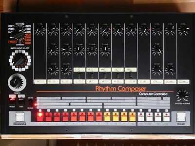 Tr-8080 - Profi YOCTO - echte Roland TR-808 analog sound clone - Made in Germany