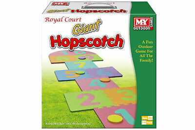 NEW Giant Hopscotch | Kids Outdoor Toys Backyard Garden Games Toy | ihartTOYS