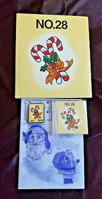 Brother Embroidery Card No 28 Christmas Brother embroidery machines very rare