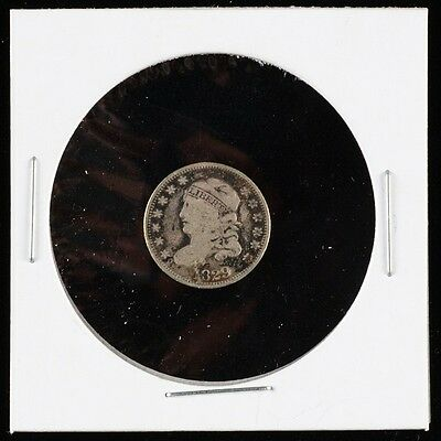 1829 First Year of Issue Capped-Bust Half-Dime
