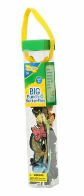Big Bunch O' Butterflies Insect Lore Toy Figures