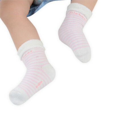 1 or 3 Pairs Tone Baby Toddler Socks Girls and Boys Sizes for Newborn to 3 Years