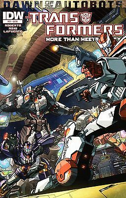 Transformers: More Than Meets The Eye Comic 31 IDW 2014 Dawn of the Autobots
