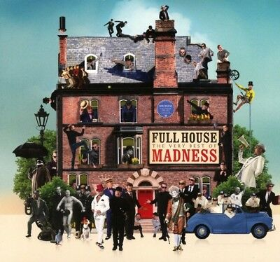 Madness Full House The Very Best Of Brand New 2Cd
