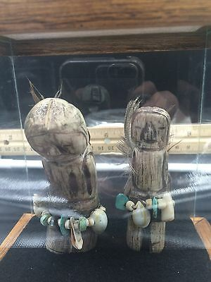 Zuni Fetish/VERY RARE OLD/Teddy Weahkee/Zuni Priests/Museum Quality/Zuni Carving