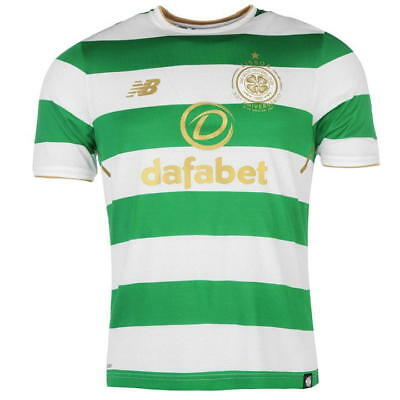 Celtic Brand New 2017/2018 Football Shirt With Tags Sizes (S/m/l/xl)